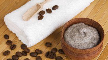 Jak zrobic peeling kawowy